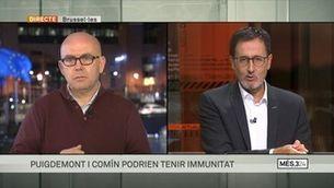 """Gonzalo Boye: """"Som euroexigents. Els que qüestionen la justícia europea són els euroescèptics"""""""