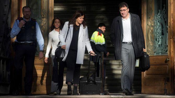Salvadó al·lega que la Hisenda catalana no va desbordar el marc autonòmic