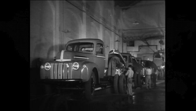 Nissan, la lenta decadència d'una fàbrica històrica
