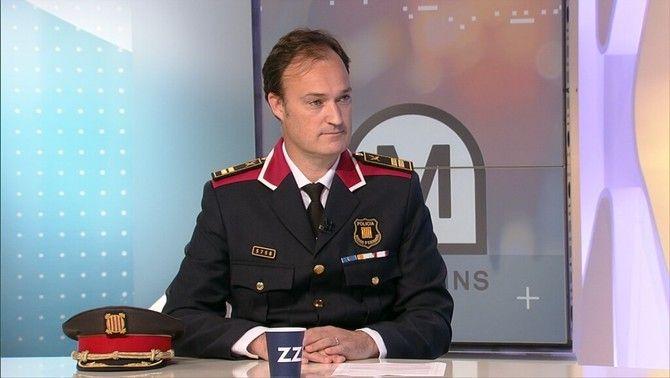"""Eduard Sallent, cap dels Mossos, admet """"biaix ètnic"""" en les identificacions policials"""