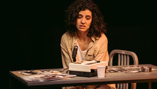 Espectacle 'Infanticida', de Neus Pàmies, Clara Peya y Marc Rosich, al festival RBLS Teatre Jove. (Horitzontal)