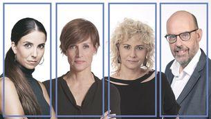 Laura Rosel, Raquel Sans, Mònica Terribas i Jordi Basté presentaran La Marató de TV3