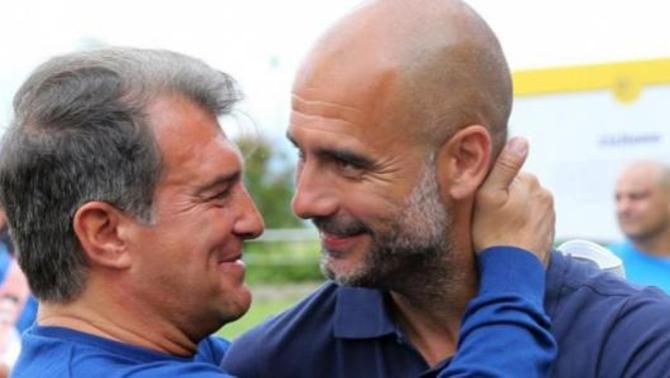 "guardiola:-""laporta-aportarà-optimisme-al-club-i-al-país"""