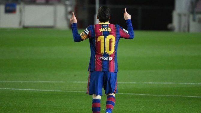 La versió definitiva de Messi
