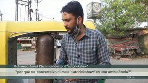 L'Índia supera els 20 milions de contagis i les morts per Covid no paren d'augmentar