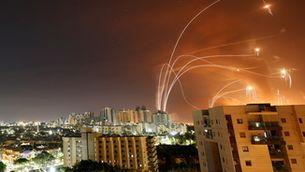 La Cúpula de Ferro, el sistema punter de defensa d'Israel contra els coets de Hamas