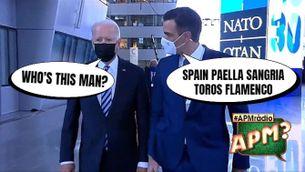 Pedro i Biden