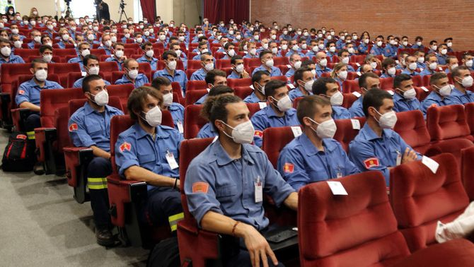Els seleccionats hauran de fer un curs de 700 hores a l'Institut de Seguretat Pública