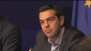 """Alexis Tsipras veu """"una mica nerviós"""" Mariano Rajoy"""