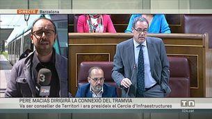 Colau fitxa Macias per dirigir la connexió del tramvia