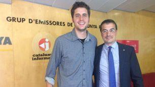 """Amadeu Altafaj: """"A Europa s'ha oblidat la memòria històrica"""""""