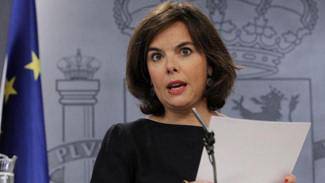 El govern espanyol demana al TC que obri la via penal contra Forcadell per la votació del procés constituent