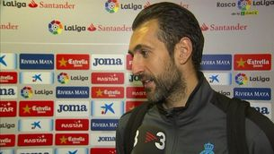 "Diego López: ""M'he sentit molt estimat des del primer dia"""