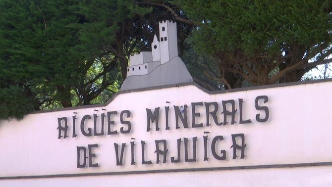 Vilajuïga es queda sense la seva aigua amb gas embotellada
