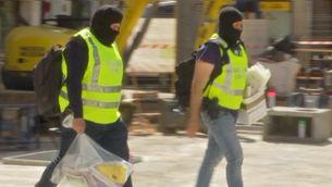 """Els CDR: """"Aquestes detencions no fan més que refermar-nos a seguir lluitant"""""""