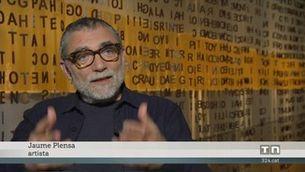 El MACBA inaugura la primera exposició de Plensa a Barcelona en 22 anys