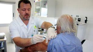 Vacunació de la grip