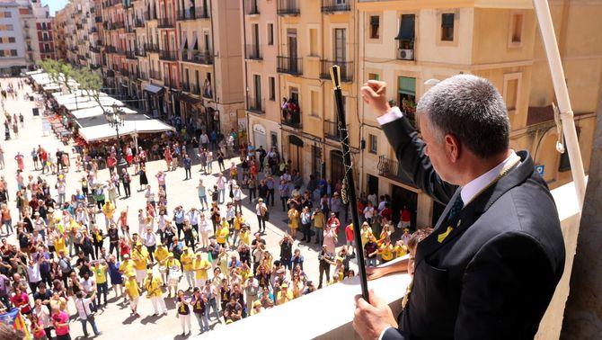 Pau Ricomà, d'ERC, proclamat alcalde de Tarragona, desbanca el socialista Ballesteros
