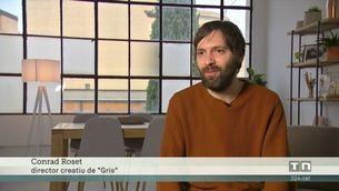 """""""Gris"""", del català Conrad Roset, premiat als Game Awards, els Oscars dels videojocs"""