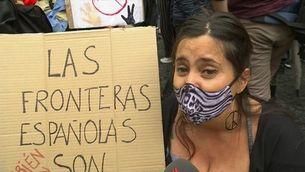 Barcelona també clama contra el racisme. Milers de persones omplen Sant Jaume
