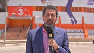 Barça i Joventut, preparats per al debut a València