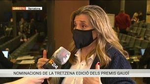 """Isona Passola: """"No estem rebent el suport pressupostari que reben les cultures del nostre entorn"""""""