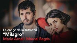 """Cançó de la setmana d'iCat: """"Milagro"""", de Maria Arnal i Marcel Bagés"""