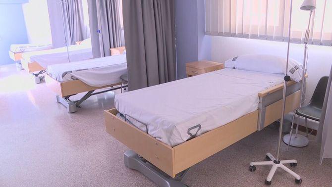 El cas d'Alcoi, de tenir l'hospital saturat per la Covid a només un pacient ingressat