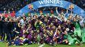 El TAS no deixarà fora de la Champions de l'any que ve Barça, Juve i Madrid