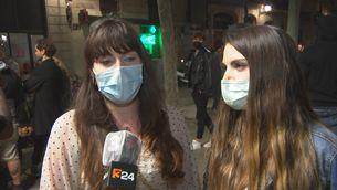 Nova nit d'operatiu policial a Barcelona per desfer aglomeracions, una setmana després d'acabar el toc de queda