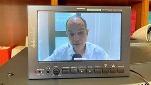 Jordi Turull, conseller de la presidència durant el govern de Puigdemont