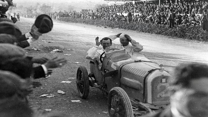 100 anys de l'oblidat circuit de Vilafranca, un referent europeu de l'automobilisme