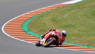 Marc Márquez torna a guanyar una cursa a MotoGP