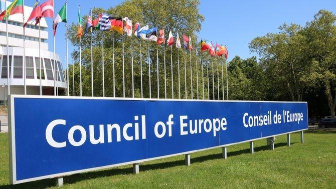 La seu del Consell d'Europa, a Estrasburg