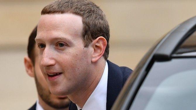 Mark Zuckerberg Paris 2019 EuPress Julien Mattia