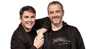 """Albert Galceran i Pedro Pardo són """"Els homes clàssics"""""""