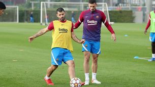 El Barça fa un entrenament de recuperació l'endemà de guanyar el València
