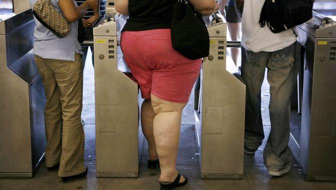 L'obesitat mòrbida creix a Espanya més d'un 200% mentre que l'obesitat general, un 65%