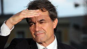 El president de la Generalitat, Artur Mas, en una imatge d'arxiu (Foto: ACN)