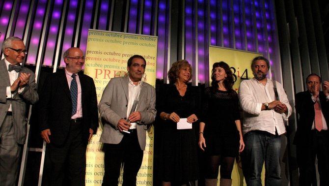 Els Premis Octubre reconeixen Josep Burgaya en assaig, Miquel Bezares en poesia i declaren desert el premi de narrativa