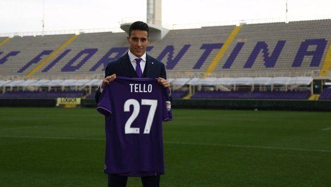 """Cristian Tello: """"Bartra faria un pas molt important venint a la Fiorentina, necessita sortir"""""""