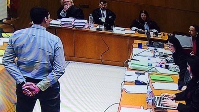 """L'escopeter dels Mossos a qui jutgen pel """"cas Quintana"""" afirma que va disparar una o dues salves"""