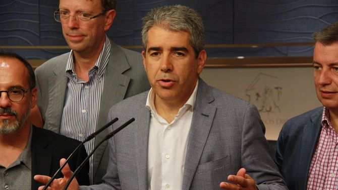 El PDC reitera que no hi ha cap acord polític amb el PP i que votaran en contra de la investidura de Rajoy