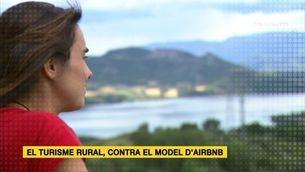 Competència deslleial d'Airbnb també amb les cases rurals