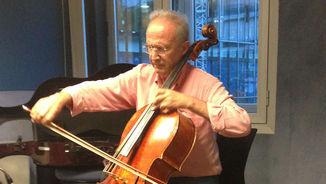 Lluís Claret visita l'Assaig General i, a més, ens regala la seva música!