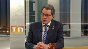 """Artur Mas: """"No vull ser un tap per al PDeCAT i JxCat"""""""