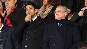 Nasser al-Kheaïfi, possible mediador UEFA-Superlliga