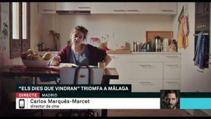 """Carlos Marques-Marcet: """"Vull fer pel·lícules d'una altra manera que també enamori el públic"""""""
