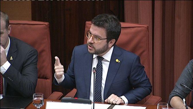 """El govern denunciarà l'Estat per """"retenir irregularment"""" 1.317 milions de finançament"""