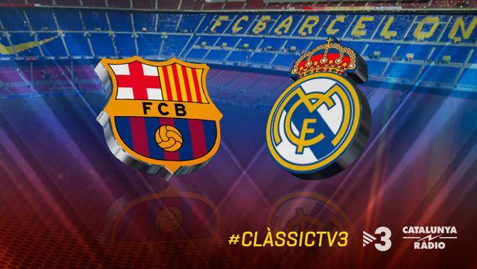 Barça-Madrid, en directe